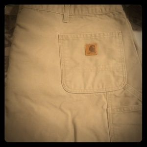 50x30 Carhartt Duck Work Pants